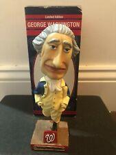 George Washington Nationals Racings Presidents 2007 SGA Bobblehead