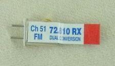 Airtronics DC 72Mhz  FM Receiver Crystal - CH51 72.810Mhz PDV9730051