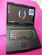 FAST! Alienware M15X Intel I7-740qm 1.73-2.93Ghz 8GB ram 500gb hdd AMD M6100