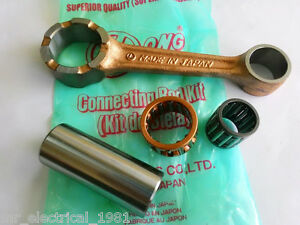 Yamaha DT125 DT175 ('76-'81) MX175 RT180 YT125 Connecting Rod Kit Nos
