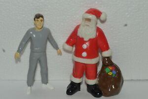 1994 Disney Santa Clause Subway TIM ALLEN Santa Claus Complete with Suit