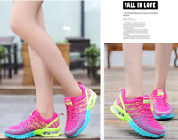 Women's Sports Casual Shoes Sneakers Athletic Running Shoes Outdoor Breathable