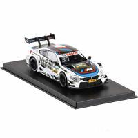 1:43 Scale BMW M4 DTM 2017 Tom Blomqvist Model Car Diecast Toy Collection Gift