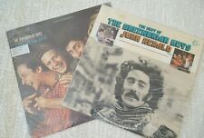 Lot of 2 LP John Herald The Best Of The Greenbriar Boys & Beter Late then Never