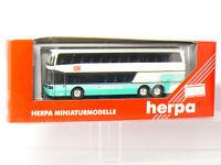 Herpa  144025 Bus Setra 228 DT DB Regional-Express Berlin-Neuruppin 1:87/H0  OVP
