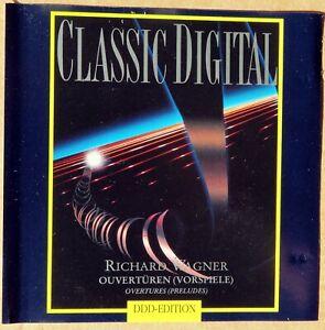 Richard Wagner - Ouvertüren - CD