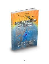 Propiedades curativas de Tai Chi Ebook en CD
