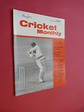 PLAYFAIR CRICKET MONTHLY. JULY 1967. ILLUSTRATED MAGAZINE.