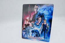 TERMINATOR 2  - Glossy Bluray Steelbook Magnet Cover NOT LENTICULAR