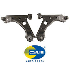 FIAT GRANDE PUNTO FRONT 2 LOWER SUSPENSION WISHBONE ARMS WITH BALL JOINTS BUSHES