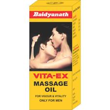 Baidyanath  Vita-Ex Massage Oil 15 ML