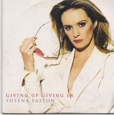 Sheena Easton-Giving Up Giving In cd single