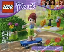 Lego Friends Skateboarder 30101 Polybag BNIP