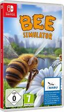 Bee Simulator SWITCH Game Spiel BEE- Come a Hero ! Abenteuer kleinen Biene Neu