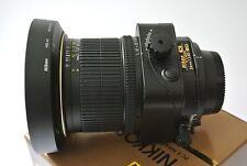 Nikon PC-E Nikkor 24mm F/3.5 Lens