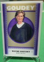 Wayne Gretzky Exclusive Goudey Lenticular Card No. GL8 2019 Goodwin Champions