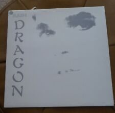 "ULTRA  RARE 1983 -12"" VINYL SINGLE-DRAGON-RAIN- LIMITED EDITION WITH LIVE TRACKS"