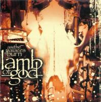 LAMB OF GOD as the palaces burn (CD, album) thrash metal, hardcore rock, 2003,