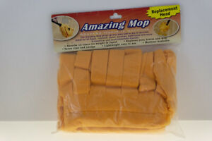 Amazing Mop Replacement Head Refill 317211855122 NEW IN BAG