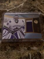 2015-16 Ultimate Collection Honoured Materials Gold #HMRM Ryan Miller #/10