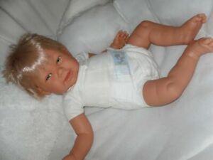 Traumdolls Baby Puppe Antonio Juan Martina 50 cm Spielpuppe Kinderpuppe NEU