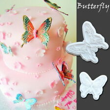 BUTTERFLY Cake Cutter Fondant Icing Tool Decorating Mould Sugarcraft 3