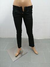 Jeans LEE donna taglia size 26 woman pants pantalone cotone elastico P 5507