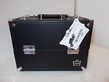 #A Slight DAMAGED New Caboodles Steppin'Out Make up Storage Train Case Cosmetic