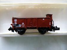 Mittelbordwagen der DB Beladung Kohle Minitrix 13663