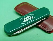 Wenger / Land Rover Esquire Swiss Army Knife in case