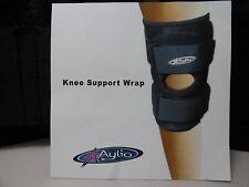 Knee Support Wrap-Pair-Aylio Neoprene  (Size Small) NEW