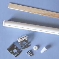Spring Loaded Roller Blind Kit 60cm - 180cm lengths