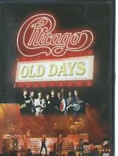 DVD - CHICAGO - OLD DAYS CONCERT