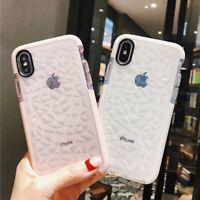 For iPhone 7 8 Plus X XS MAX XR Case Shockproof Protective TPU Bumper Cover