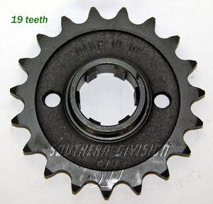 T471/19T  19 teeth sprocket Triumph pre unit 1937-62 19 Zähne Ritzel 6T T110 3HW