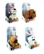 Secret Life of Pets Keychain Set 4 in Gift Box - Max, Duke, Mel, Angry Snowball
