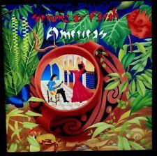 STRUNZ & FARAH : Americas. CD 1992 Flamenco Jazz Guitar Album. [Mesa Recordings]