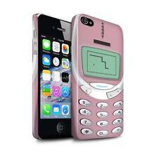 Étuis, housses et coques rose brillant Pour iPhone 4s pour téléphone mobile et assistant personnel (PDA)