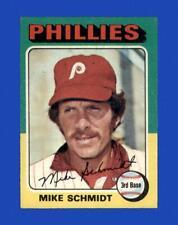 1975 Topps Set Break # 70 Mike Schmidt EX-EXMINT *GMCARDS*