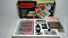 Pack street fighter 2 Super Nintendo