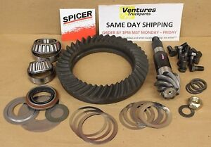 Ring And Pinion 5.86 Ratio Dana 60 Standard Cut Rotation NEW OEM  SPICER