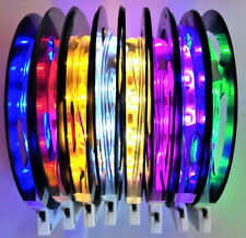 60 LED 1m long Waterproof CR2032 Battery Powered LED Light Strip in 8 Colours!