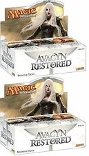 ***2x Avacyn Restored Booster Box*** Sealed English MTG Magic Card Packs