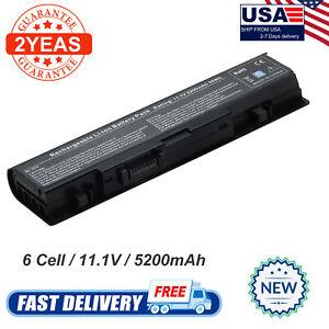 Battery For Dell Studio 15 1535 1536 1537 1555 1557 1558 PP39L PP33L RM803 MT275