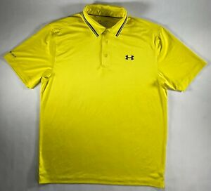 Under Armour Coldblack Address Polo Golf Shirt Short Sleeve More Colors DEFECT