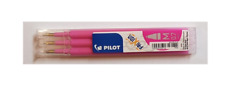 Pilot Frixion Medium-Tip 0.7mm Rollerball Refill - Pack 3 - Select Colour