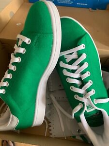 2021 ADIDAS GOLF STAN SMITH PRIME GREEN LIMITED EDITION WHITE GOLD Mens Size 11
