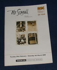ROYAL SHAKESPEARE COMPANY - THE SEAGULL - THEATRE ROYAL NORWICH 2000