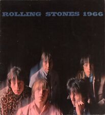 ROLLING STONES 1966 AFTERMATH TOUR U.S. CONCERT PROGRAM BOOK BOOKLET / EX 2 NMT