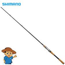 Shimano BANTAM 168ML-G Medium Light bass fishing baitcasting rod